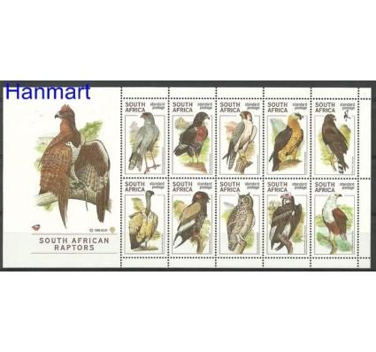 Znaczek Republika Południowej Afryki 1998 Mi h-blatt 1140-1149 Czyste **