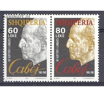 Albania 1998 Mi 2658-2659 Czyste **