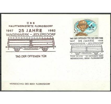 Znaczek Austria 1982 Mi 1716 FDC