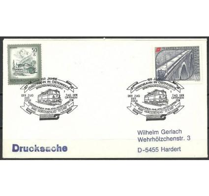 Znaczek Austria 1975 Mi 1475+1786 FDC