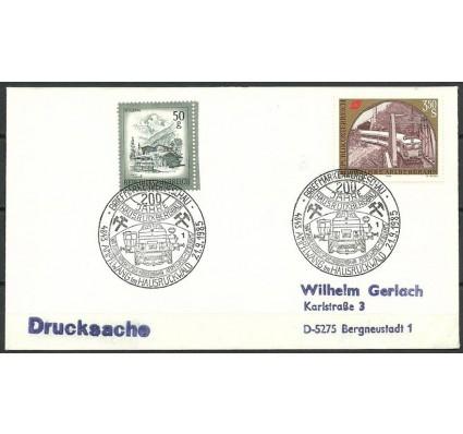 Znaczek Austria 1975 Mi 1475+1785 FDC