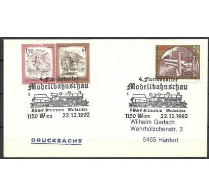 Znaczek Austria 1974 Mi 1439-1476-1785 FDC