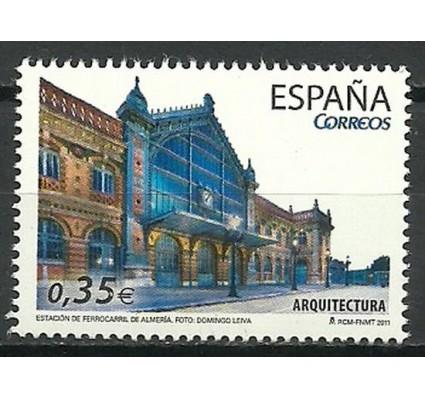 Znaczek Hiszpania 2011 Mi 4583 Czyste **