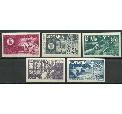Znaczek Rumunia 1945 Mi 908-912 Czyste **