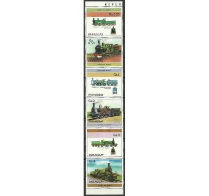 Znaczek Paragwaj 1984 Mi 3779-3784 Czyste **