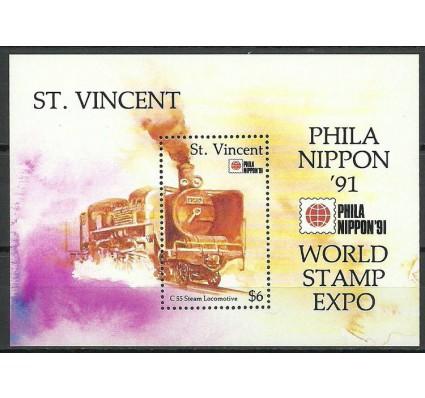 Znaczek St. Vincent 1991 Mi bl 174 Czyste **