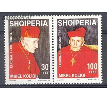 Znaczek Albania 1998 Mi 2672-2673 Czyste **