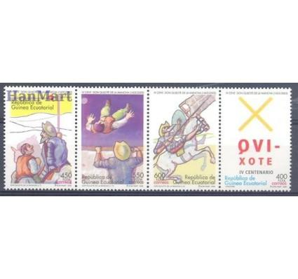 Znaczek Gwinea Równikowa 2005 Mi 1979-1982 Czyste **
