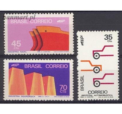 Brazylia 1972 Mi 1321-1323 Czyste **