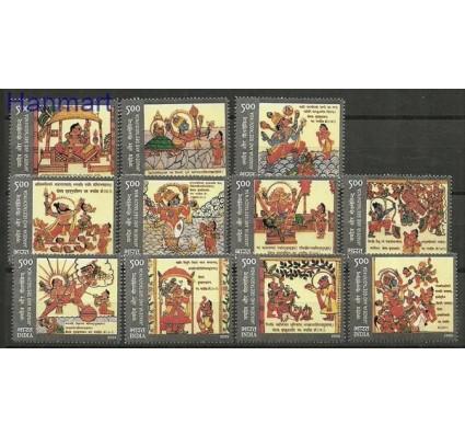 Znaczek Indie 2009 Mi 2384-2394 Czyste **