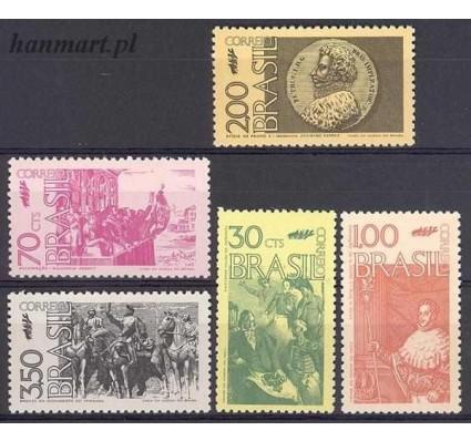 Brazylia 1972 Mi 1336-1340 Czyste **