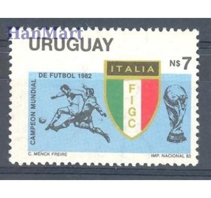 Znaczek Urugwaj 1983 Mi 1684 Czyste **
