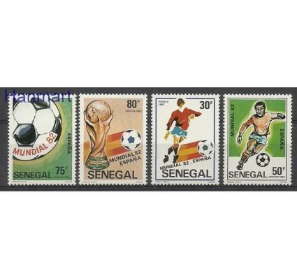 Znaczek Senegal 1982 Mi 781-784 Czyste **