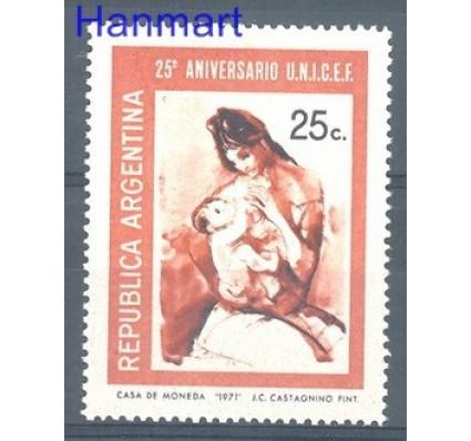 Znaczek Argentyna 1972 Mi 1121 Czyste **