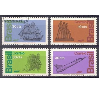 Znaczek Brazylia 1972 Mi 1356-1359 Czyste **