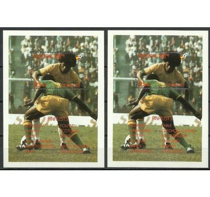 Znaczek Bhutan 1982 Mi bl 87-88 Czyste **