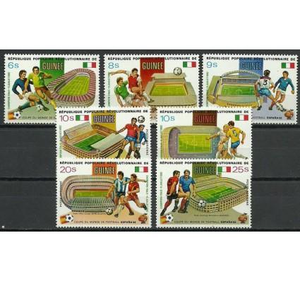 Znaczek Gwinea 1982 Mi 920-926 Czyste **
