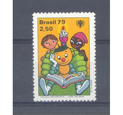 Znaczek Brazylia 1979 Mi 1708 Czyste **