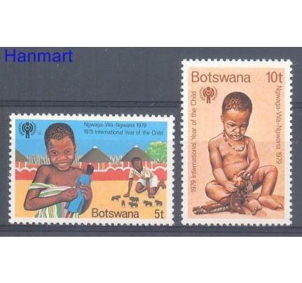 Znaczek Botswana 1979 Mi 237-238 Czyste **