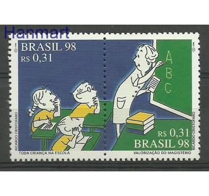 Znaczek Brazylia 1998 Mi 2813-2814 Czyste **