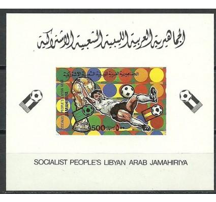 Znaczek Libia 1982 Mi lx 995B Czyste **
