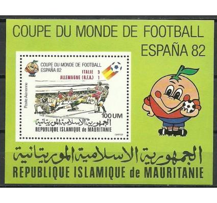 Znaczek Mauretania 1982 Mi bl 37 Czyste **