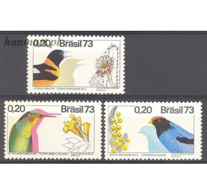 Znaczek Brazylia 1973 Mi 1368-1370 Czyste **