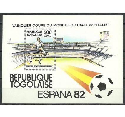 Znaczek Togo 1983 Mi bl 199 Czyste **