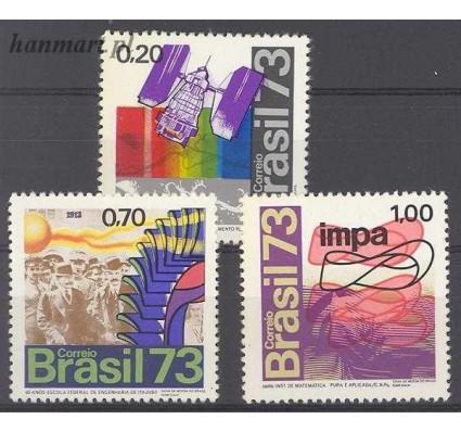 Brazylia 1973 Mi 1376-1378 Czyste **