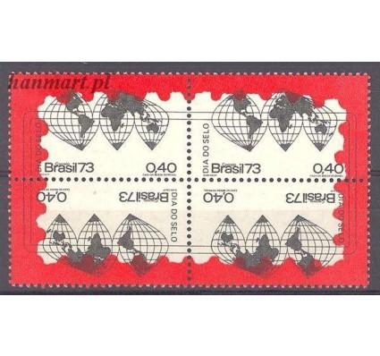 Znaczek Brazylia 1973 Mi 1382-1385 Czyste **