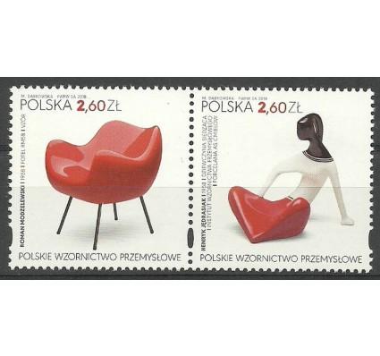 Znaczek Polska 2018 Mi 5060-5061 Fi 4910-4911 Czyste **