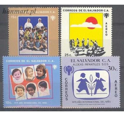 Znaczek Salwador 1979 Mi 1299-1302 Czyste **