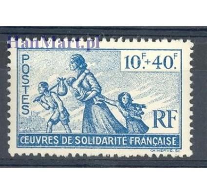 Znaczek Francja 1943 Mi aus 7 Czyste **
