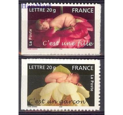Znaczek Francja 2005 Mi 3957-3958 Czyste **