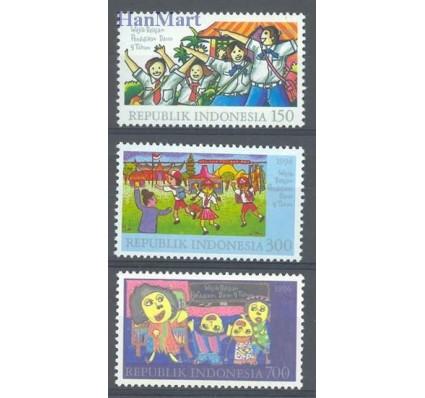 Znaczek Indonezja 1996 Mi 1617-1619 Czyste **