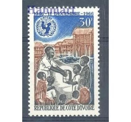 Znaczek Wybrzeże Kości Słoniowej 1966 Mi 308 Czyste **