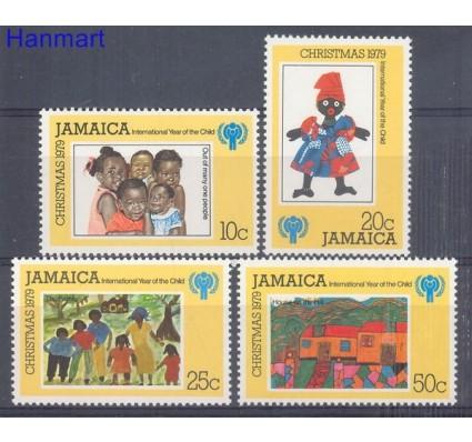 Znaczek Jamajka 1979 Mi 462-465 Czyste **