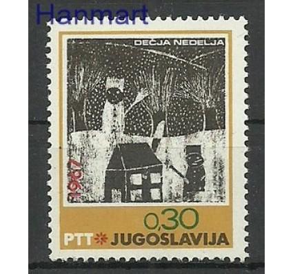 Znaczek Jugosławia 1967 Mi 1250 Czyste **