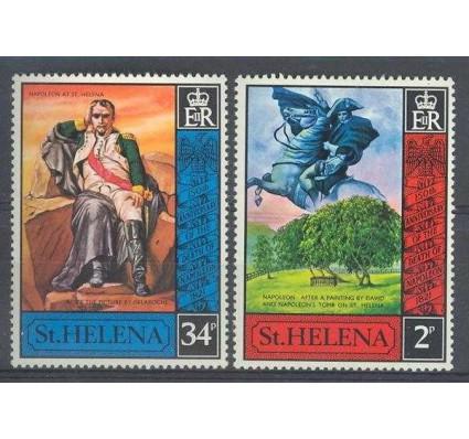 Znaczek Wyspa św. Heleny 1971 Mi 248-249 Czyste **
