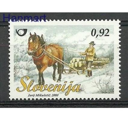 Znaczek Słowenia 2008 Mi 691 Czyste **