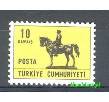Znaczek Turcja 1967 Mi 2032 Czyste **