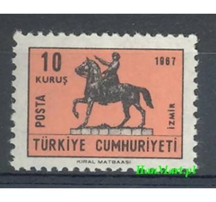 Znaczek Turcja 1967 Mi 2069 Czyste **
