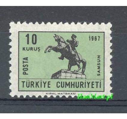 Znaczek Turcja 1967 Mi 2077 Czyste **