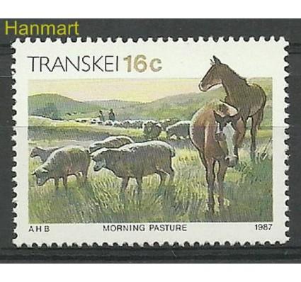 Znaczek Transkei 1987 Mi 201 Czyste **