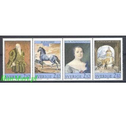 Znaczek Szwecja 1987 Mi 1446-1449 Czyste **