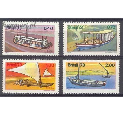 Brazylia 1973 Mi 1409-1412 Czyste **