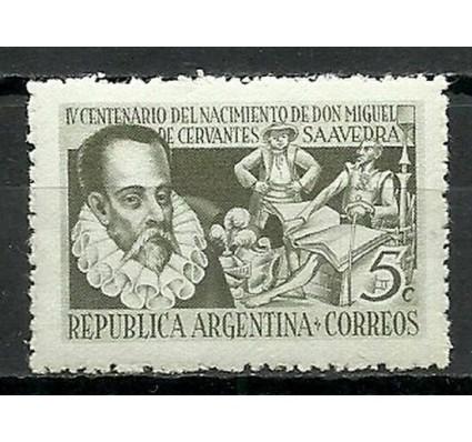 Znaczek Argentyna 1947 Mi 545 Czyste **