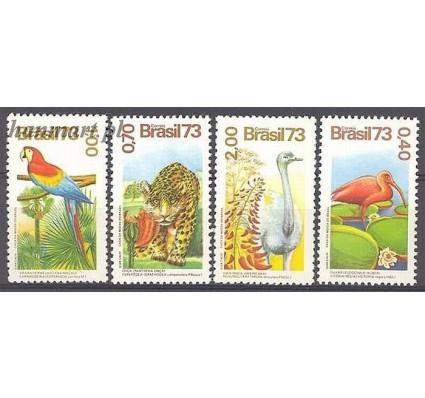 Znaczek Brazylia 1973 Mi 1415-1418 Czyste **