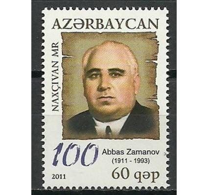 Znaczek Azerbejdżan 2011 Mi 902 Czyste **