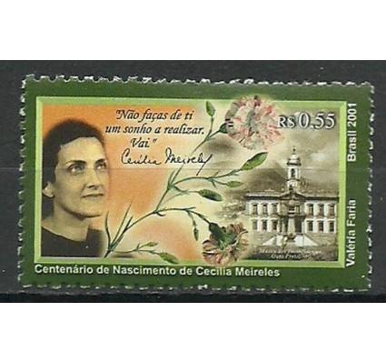 Znaczek Brazylia 2001 Mi 3193 Czyste **